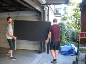 Furniture removalists Parramatta