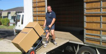 Award Winning Removal Services in Merrylands